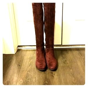 Mk over knee boots
